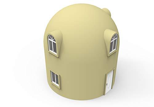 No/Brand Doble cubierta básica al aire libre b&B casa ecológica prefabricada + casa de restaurante + Star Hotel6*6 * 6.5