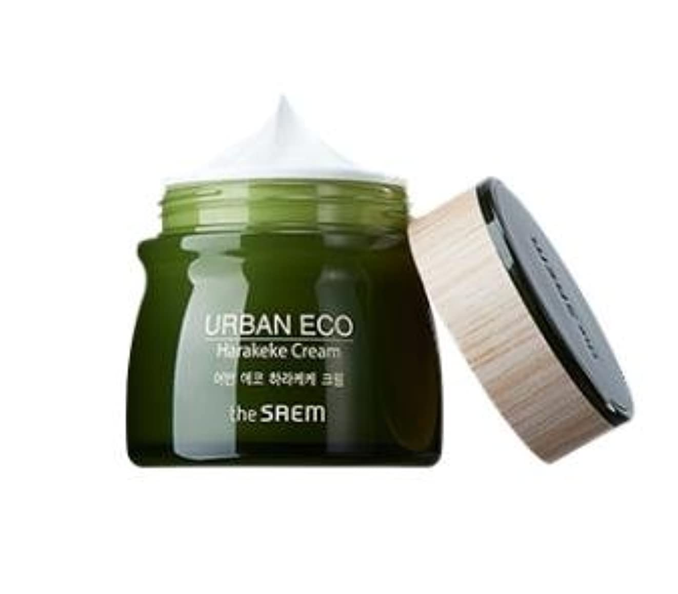 パキスタンチーターほぼ[NEW]The Saem Urban Eco Harakeke Cream ザセム アーバンエコ ハラケケクリーム [並行輸入品]