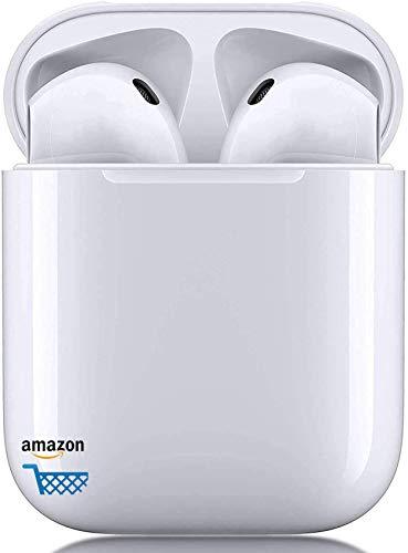 Preisvergleich Produktbild Bluetooth-Kopfhörer 5.0,  kabellose Touch-Kopfhörer HiFi-Kopfhörer In-Ear-Kopfhörer Rauschunterdrückungskopfhörer, Tragbare Sport-Bluetooth-Funkkopfhörer, Für Android iPhone Airpods Samsung AirPods Pro