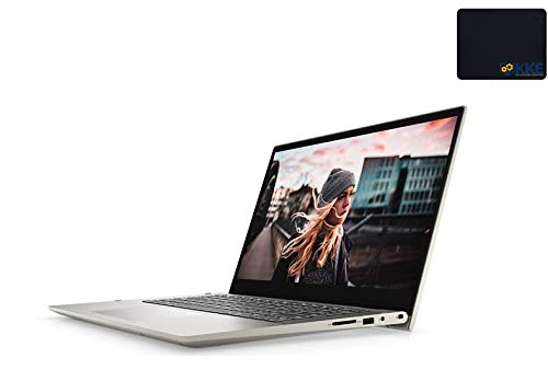 Dell Inspiron 14' 2-in-1 HD Touchscreen Laptop, 11th Generation Intel Core i5-1135G7, 16GB DDR4 Memory, 1TB PCIe SSD, Webcam, Online Class Ready, HDMI, FP Reader, WiFi, Win10 Home, Dune Silver