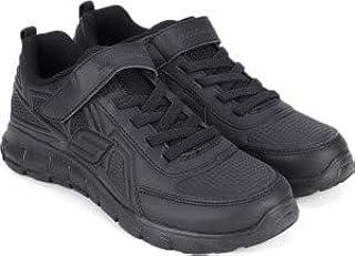Skechers Unisex Vim-Mid Break 998106 Black School Shoes