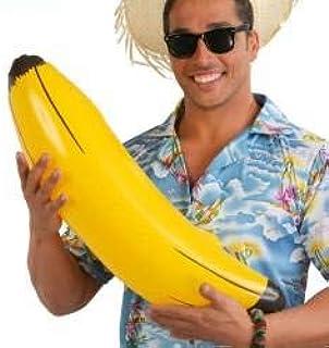 50 plátanos o Bananas hinchables artículos de Fiesta: Amazon ...