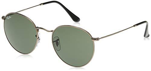 Ray-Ban Rb 3447 Montures de lunettes, Gris (Gunmetal), 50 mm Mixte Adulte
