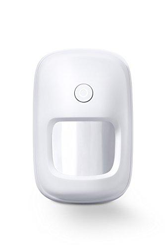 Lupus Electronics 12116 PIR Bewegungsmelder V2 für das XT Smarthome Alarmanlage, 1 W, 3 V, Weiß, 45 x 62 x 94 mm