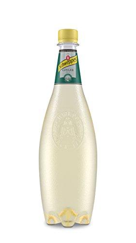 Schweppes Ginger Ale Bebida Refrescante - 1 l