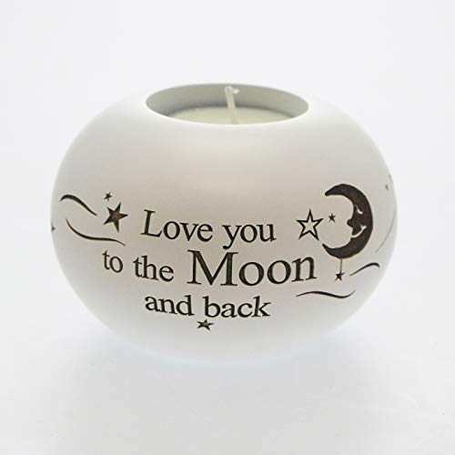 Arora Said With Sentiments Mum Tealight Candle Holder Mother Ornament Gift