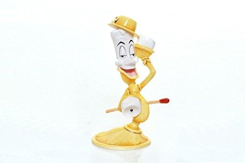 Figur Disney Lumiere aus Die schöne und das Biest Pozellan