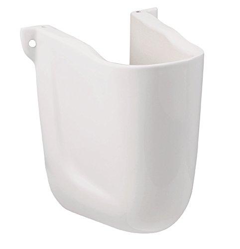 Halbsäule Picco , Für 60 cm Waschtische , weiß