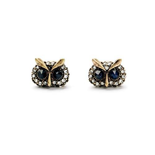 QIN Fashion Jewelry Elegant Dong Jin Yin Eagle Bolt Earrings