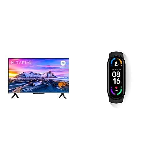Xiaomi Smart UHD TV P1 43 Pulgadas + Xiaomi Smart Band 6