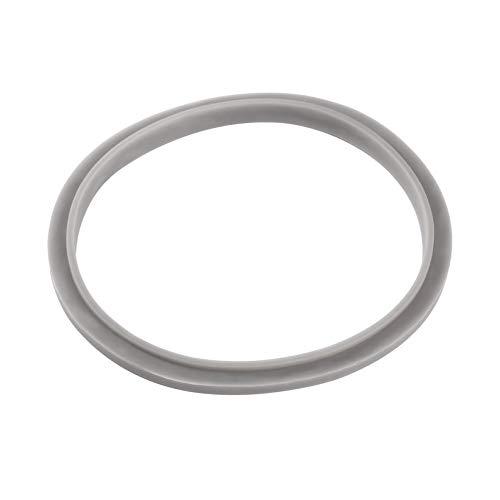 Akozon Silicon Gaskets O-Ringe Durchlauferhitzer Silicon-Flachdichtungen Washer Avirulent Insipidity Set Unterlegscheiben