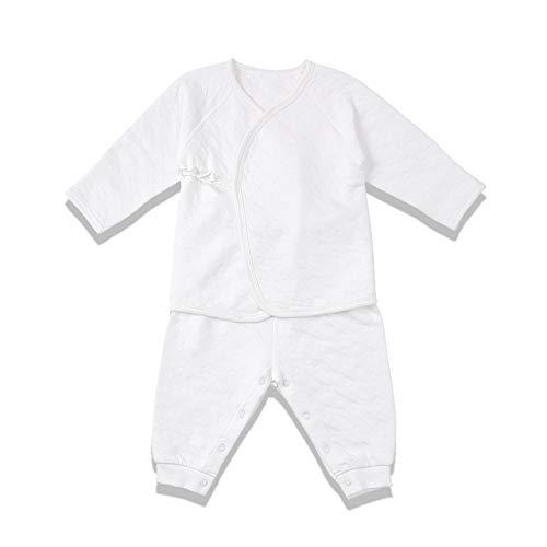 i-baby Conjunto de Traje de bebé de algodón Pima Premium Matelasse, empacado en Caja