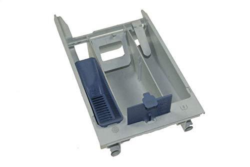Whirlpool - Cajón de detergente con 3 compartimentos para lavadora, color blanco
