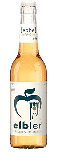 elbler Bio Cider mild 2,5 % vol. (6 x 33 ml)