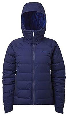 Rab Women's Valiance Down Jacket Warm Waterproof Durable Winter Protection