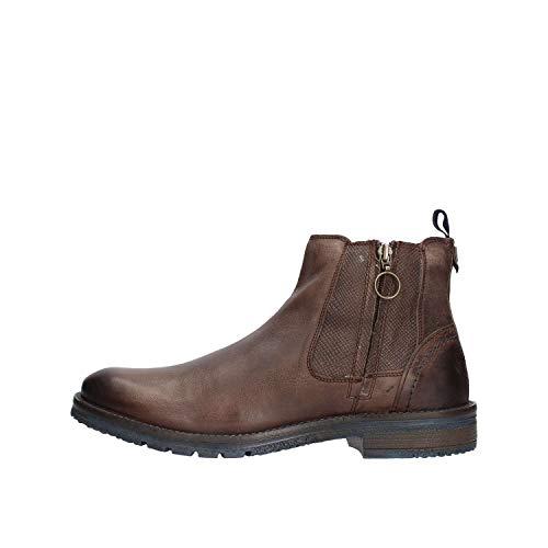 Wrangler Stiefel für Herren WM182045 Boogie Dark Brown Schuhgröße 44