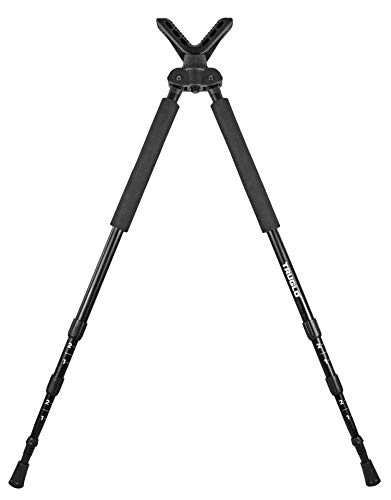 TRUGLO TG8920XB Solid-Shot Bi-Pod 21-40 Black