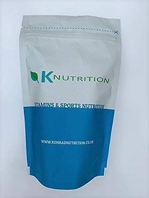 Taurine Powder 1kg Konrad Nutrition Amino Acid