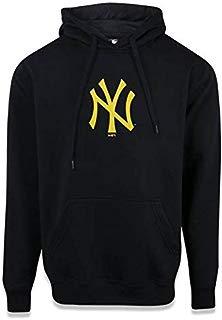 MOLETOM CANGURU FECHADO NEW YORK YANKEES MLB NEW ERA