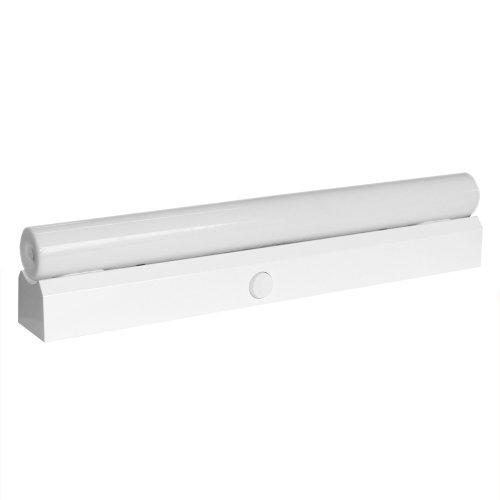 LED Linienlampe Set 5W = 35W 300lm warmweiß 2700K S14S 2 Sockel Linestra 30cm mit Fassung