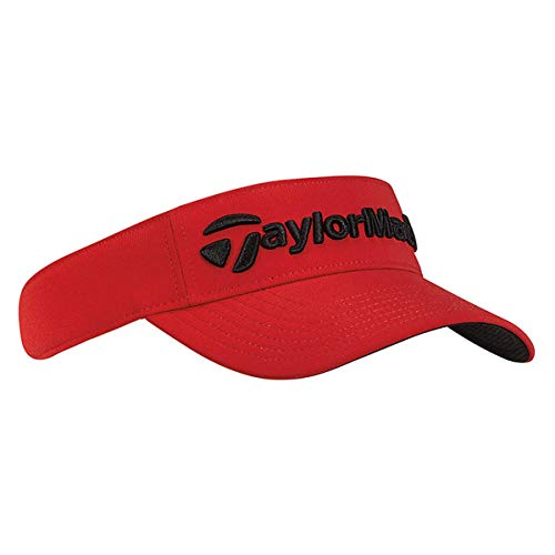 TaylorMade Performance Radar Casquette visière Homme, Red,...