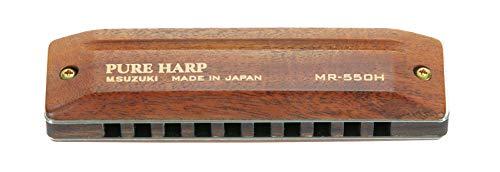 Suzuki Armonica Diatonica PURE HARP MR-550H - Chiave di G