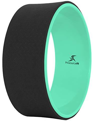 "ProsourceFit Yoga Wheel Prop 12"" for Improving Yoga Poses..."