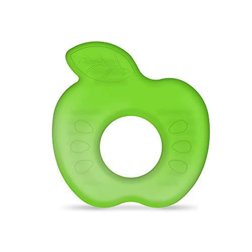 Suavinex Massaggiagengive in Silicone a Forma di Mela, da 0 Mesi
