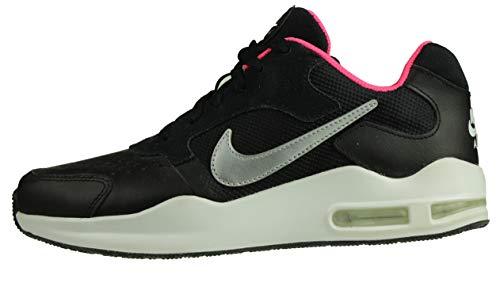 Nike Air Max Muri GS, Scarpe da Ginnastica Bambina, Multicolore (Black/Mtlc Silver/Racer Pink/White), 36 EU