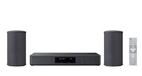 Pioneer FS-W40-B Wirless Music System für Musik und Heimkino-Streaming schwarz