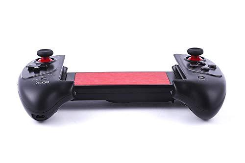 【ipega公式製品】ipegaPG-9083S伸縮性のゲームパッドBluetoothワイヤレスコントローラースマホAndroidテレビPC支持コントローラー日本語説明書