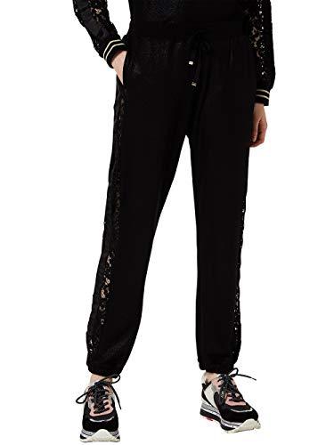 Liu-Jo Sport Pantalone Tuta Donna MOD. TA0120F0809 Nero S