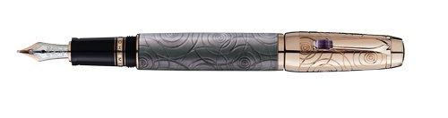 Montblanc Bohème Pirouette Lilas Fountain Pen (M)