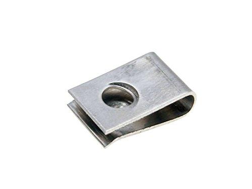 Blechmutter/Karosseriemutter 10x16 4,2mm Holzgewinde