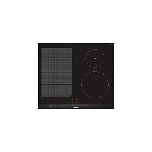 Plaque induction Siemens EX675LEV1F - Plaque de cuisson 4 dont 1 extensible foyers / 4 boosters