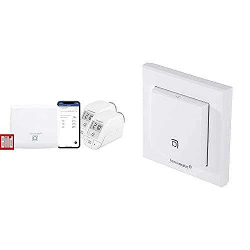 Homematic IP Smart Home Set Heizen –...