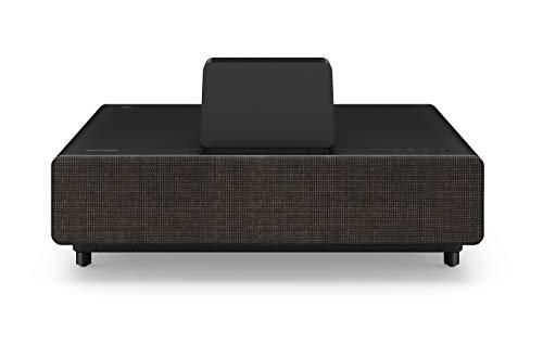 Epson EH-LS500B Android TV-Edition 3LCD-Projektor (4K-UHD, 4000 Lumen, 2.500.000:1 Kontrast) schwarz V11H956640