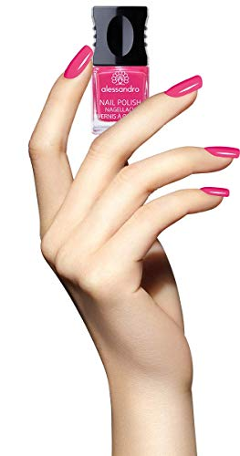 alessandro Alessandro nagellack 89 pink melon 10 ml