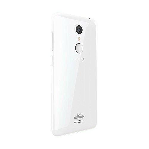 Echo Moon Smartphone débloqué 4G (Ecran : 4.7 pouces - 16 Go - Double SIM - Android) Blanc perle