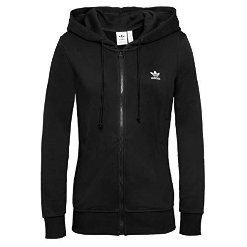 adidas Damen Track Top, IYG70-GD4337 Trainingsjacke, Schwarz, Größe 32, 30