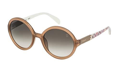 TOUS STO946-540M79 Gafas, Gris, 54/21/135 para Mujer