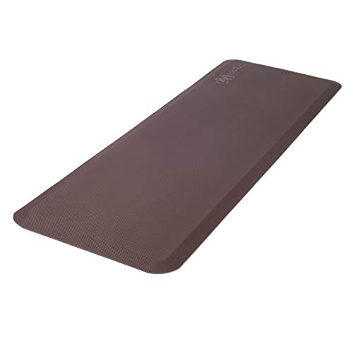"""Elderly Safety Fall Mat - 70"""" x 24"""" Large Bedside Protection and Bed Fall Prevention Pad for Seniors - Reduces Impact and Injury Risk - Anti Fatigue Material, Beveled Edge"""