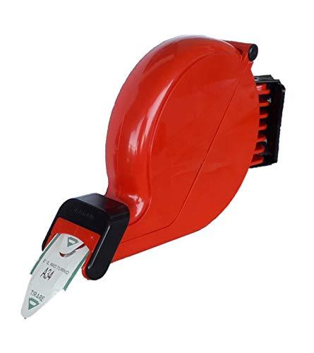 Distributore a Chiocciola Colore Rosso per Sistemi Elimina Code