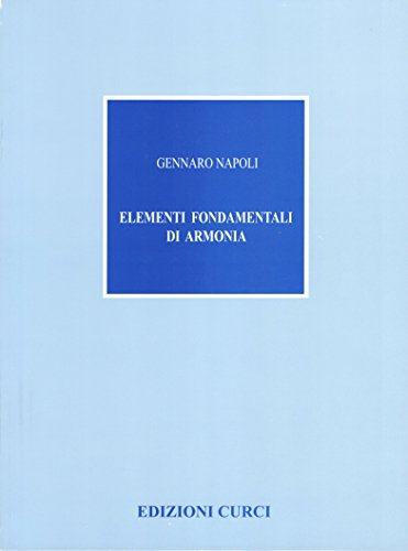 Elementi fondamentali di armonia