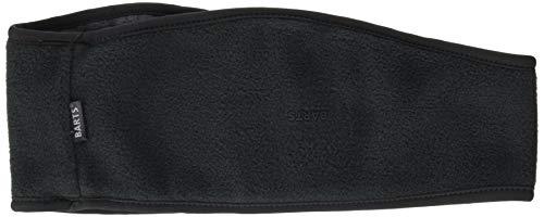 Barts Headband Fleece Fascia per Capelli, Anthracite, Taglia Unica Unisex-Adulto