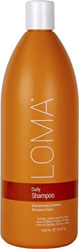 Loma Organics Daily Shampoo - 33.8 oz / liter by Loma Organics