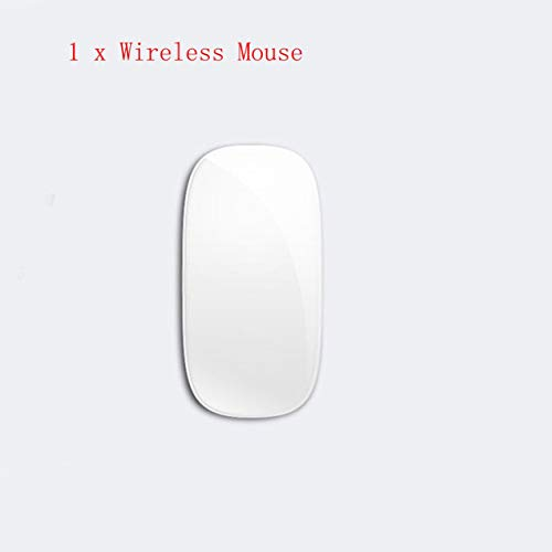 Shenykan Wireless Mouse For Mac Book Air For Mac Pro Ergonomic Design Multi Touch Rechargeable Mouse Computer Peripherals