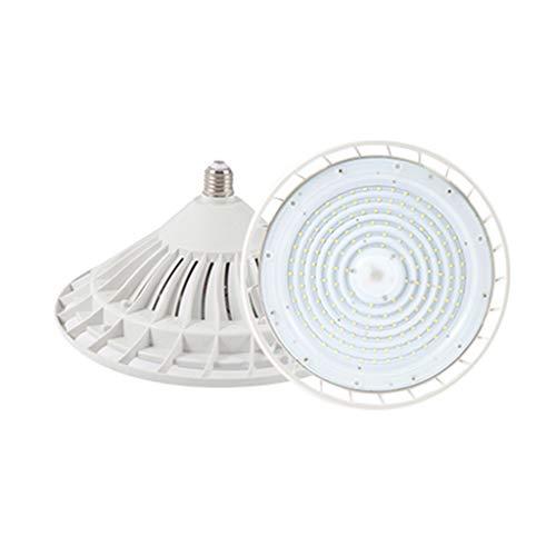 LED Scheinwerfer, Super Hell Werkstattleuchte E27 Bergbaulampe Sparen Industrielampe (Color : Cold white, Size : 200W)