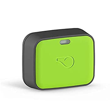 Whistle GO Explore - Ultimate Health & Location Tracker for Pets - Waterproof GPS Pet Tracker Built-in Night Light 20 Day Battery Pet Fitness Tracker fits on Collar - Green