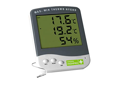 Garden highpro termohigrometro Premium,